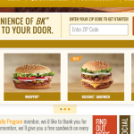 Burger King Delivers Because America Was Getting Too Thin