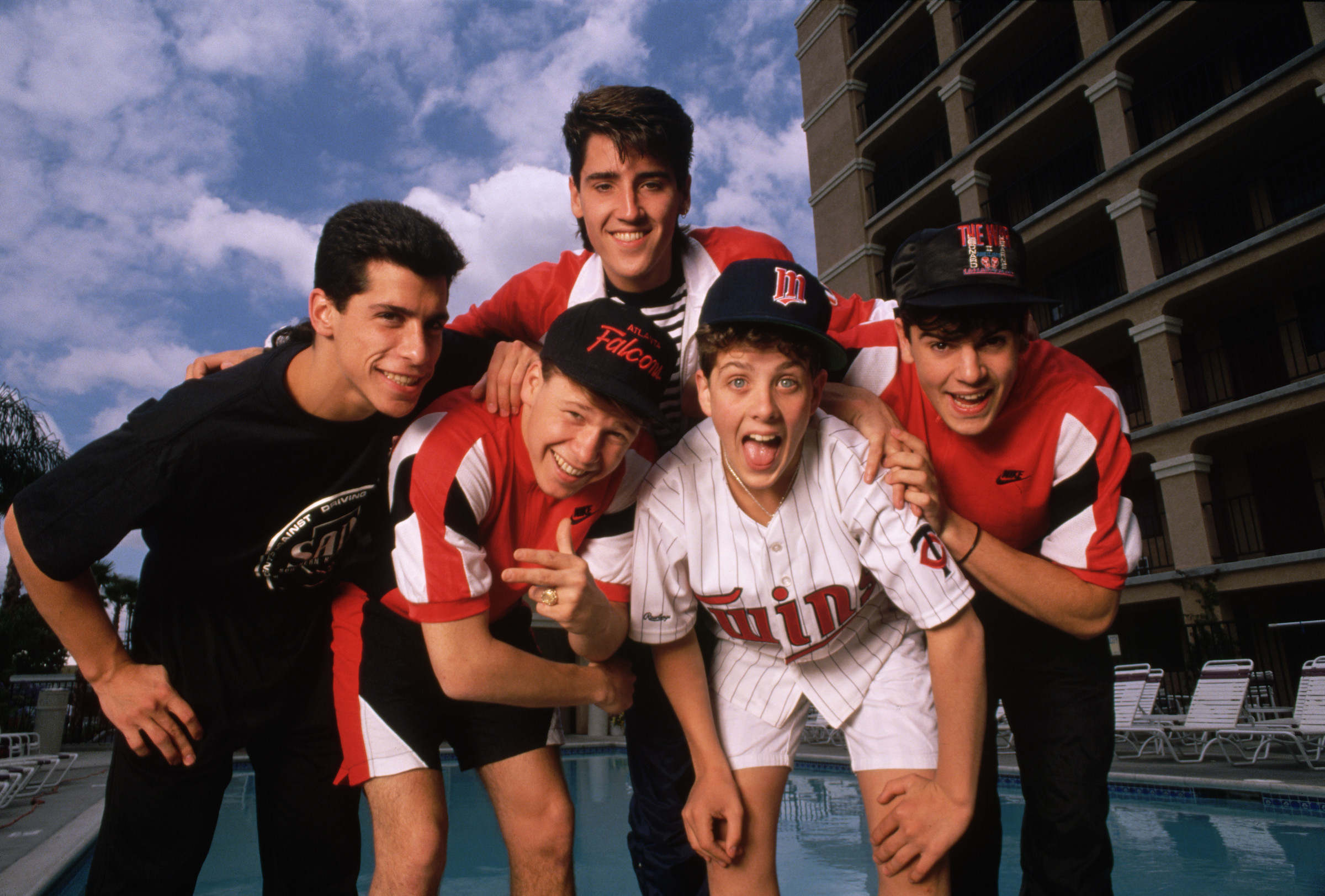 Us Buzz Blog 7 New Kids On The Block New Kids On The Block To