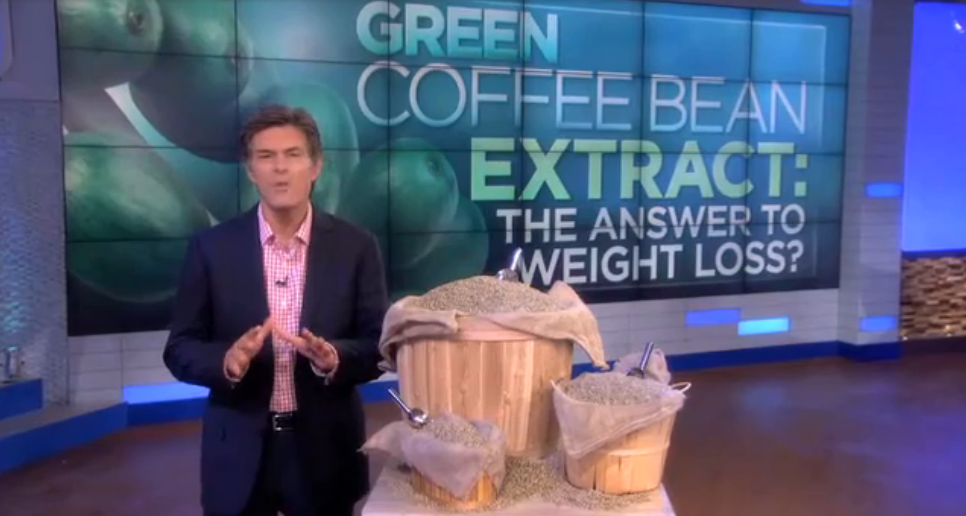 Screenshot of the Dr. Oz Show