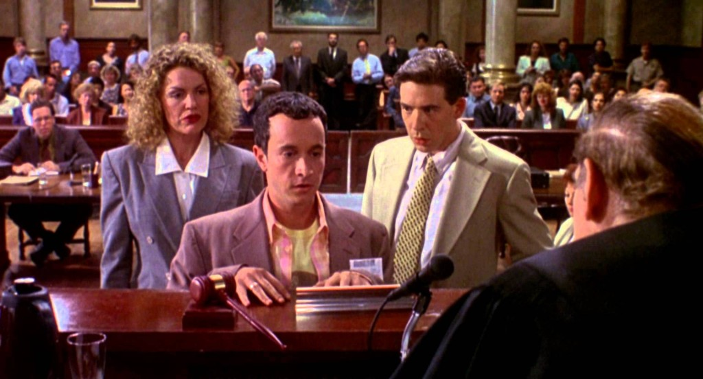 Jury Duty, starring Pauly Shore! (image: YouTube)