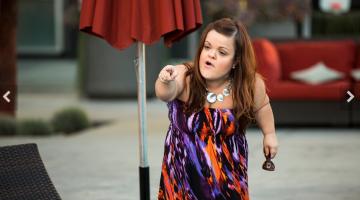 Little Women: LA start throwing wine glasses