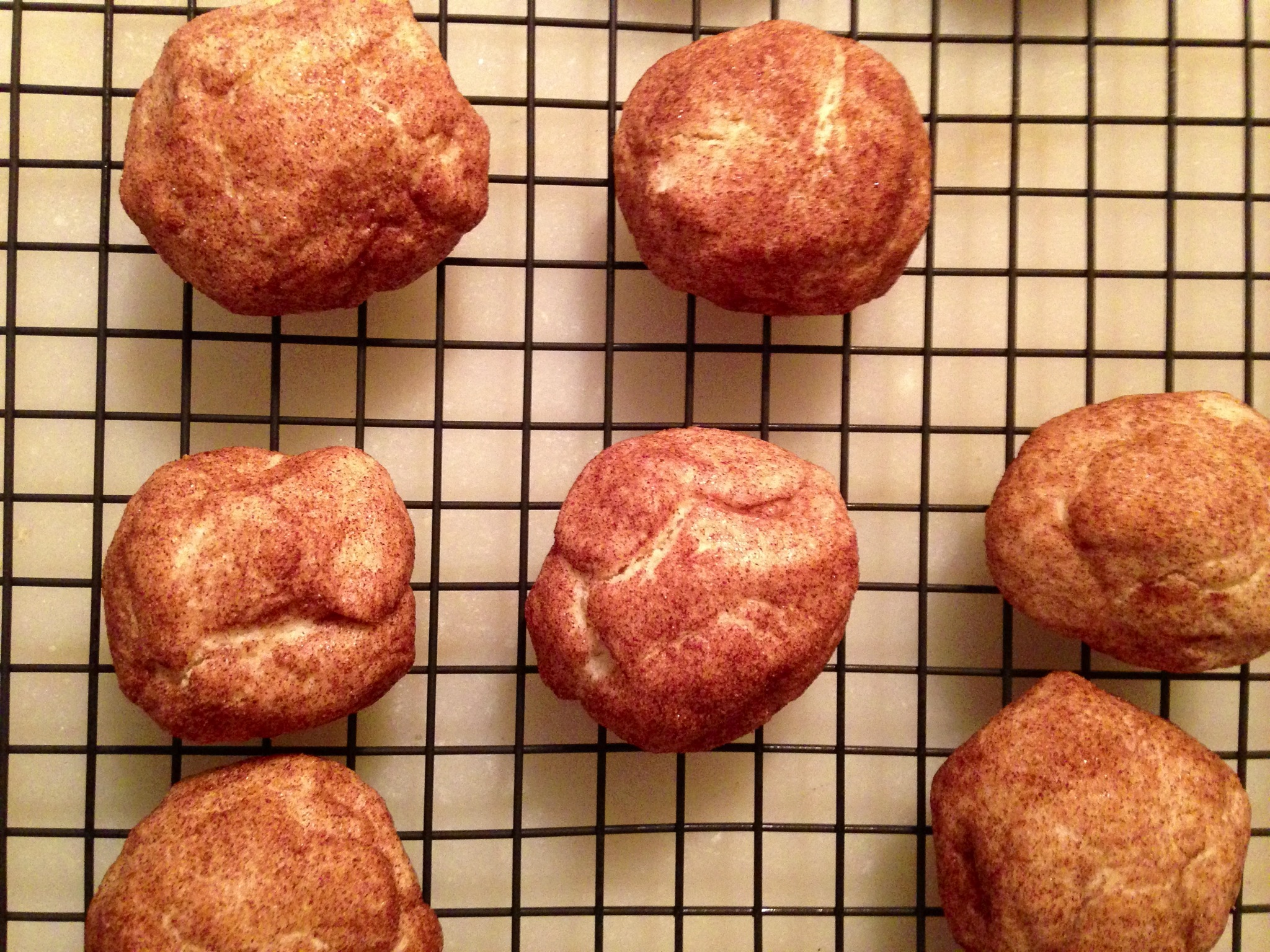 They are not supposed to be Snickerballs. They are supposed to be SnickerDOODLES!