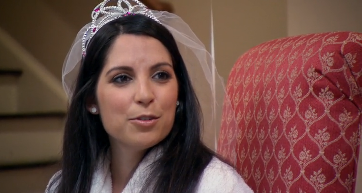 Um, I'm basically Kate Middleton, so… (aetv.com)