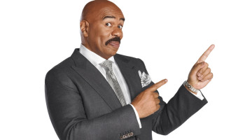 First post of 2016: We think Steve Harvey faked it