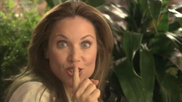 """Don't tell anyone that I love the Dallas Housewives or LeeAnne will """"kill"""" you."""