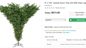 Who are the upside-down tree people?